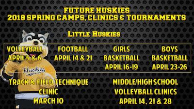 2018 Spring Camps & Clinics