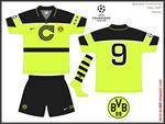 1996-1997 Borussia Dortmund Home