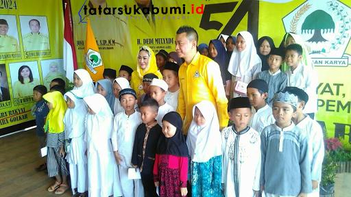 Pileg 2019, Golkar Targetkan 9 Kursi DPRD Kota Sukabumi