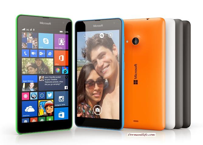 Lumia535 - Microsoft Lumia 535 : Windows Phone Specifications And Price