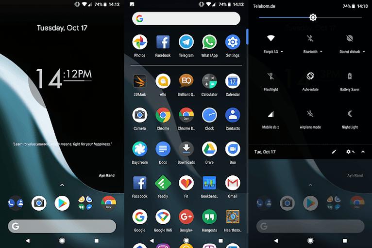 Những tính năng mới tốt nhất trên Android 8.1 Oreo