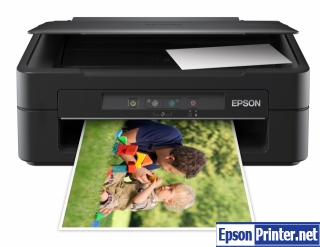 Download Epson Expression Home XP-33 printer driver – setup without installation disc