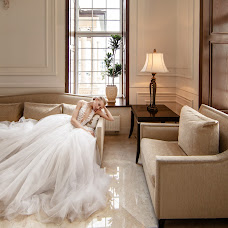 Wedding photographer Galina Nabatnikova (Nabat). Photo of 27.04.2018