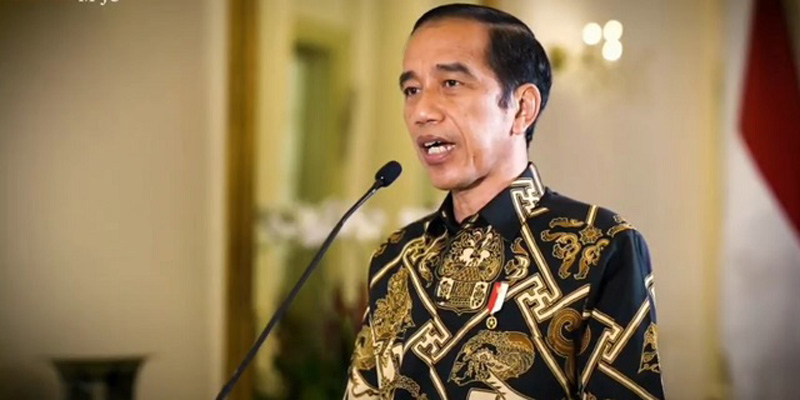 Telpon Erdogan Hingga PM Singapore, Jokowi: Indonesia Kutuk Keras Serangan Israel
