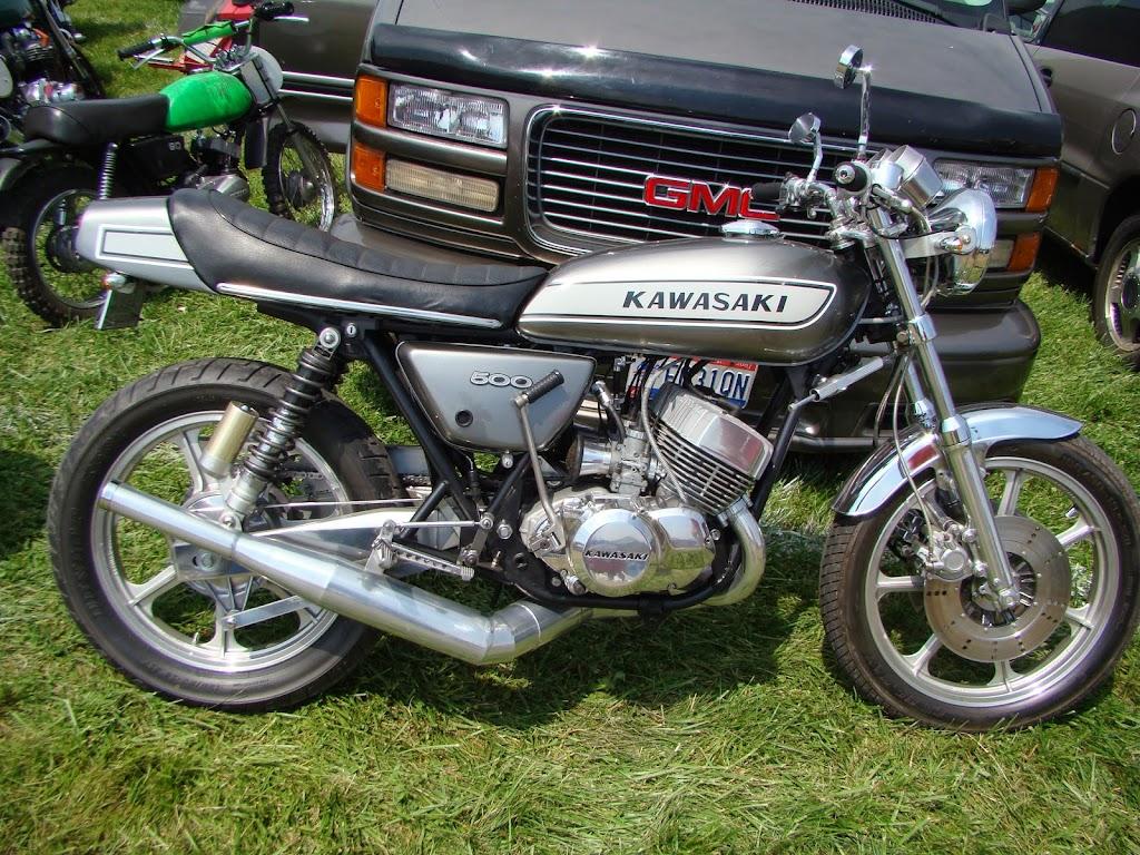 Similar situation. mid ohio vintage motorcycle