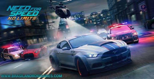 Need for Speed No Limits imagem do jogo