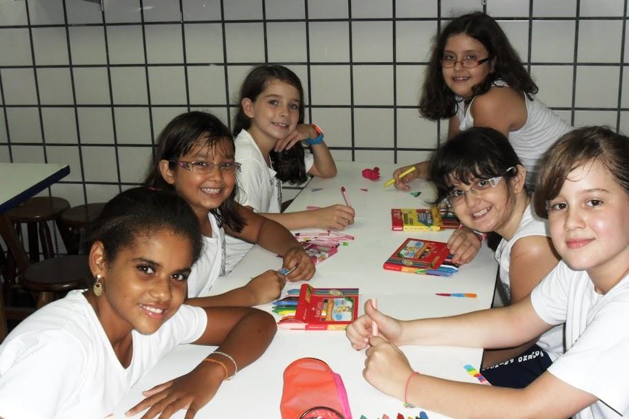 Aula de Arte – 5° Ano – Unidade I – 2011