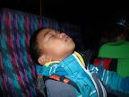 po usnutí