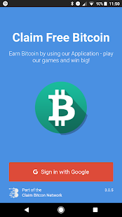 Claim Free Bitcoin- screenshot thumbnail