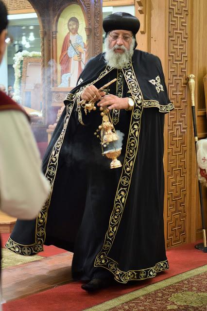 His Holiness Pope Tawadros II visit to St. Mark LA - DSC_0229.JPG