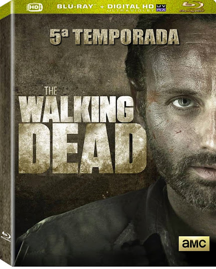 The Walking Dead 5º Temporada Parte 2 (2015) Blu-Ray 720p Download Torrent Legendado