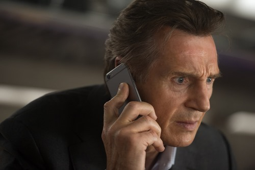 Liam Neeson - The Commuter