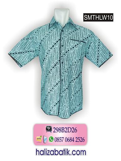 busana batik, motif batik pekalongan, toko batik,