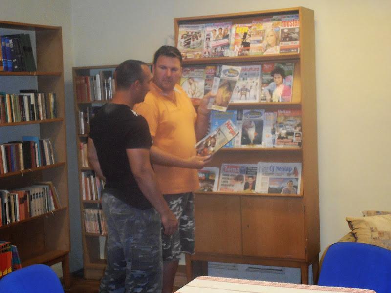 Tiszainokai Községi Könyvtár