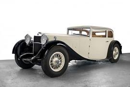 009 Delage D8S Coach par Chapron 1932