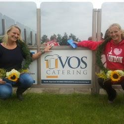 Vos catering senioren ledenwedstrijd
