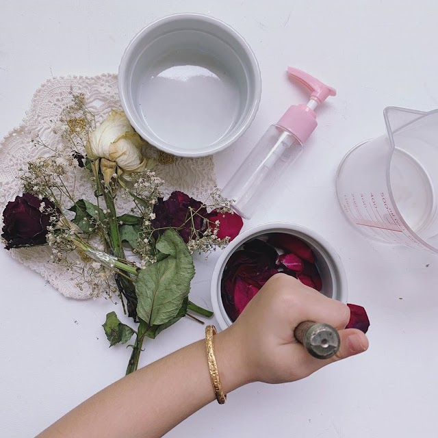 A Guide On Making Perfume Professionally.