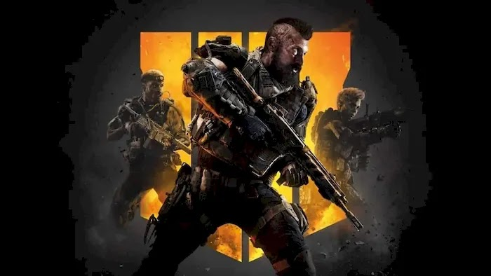 Game Sequence Call of Duty Black Ops IV