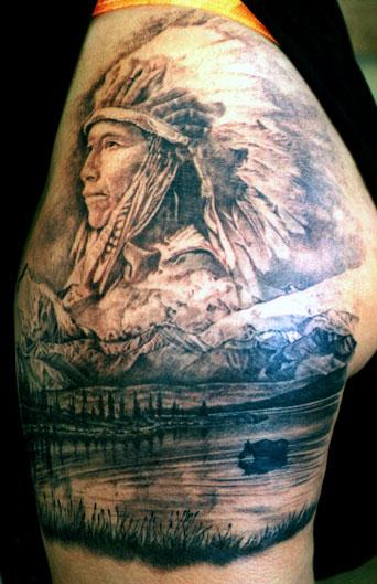 Native American #1