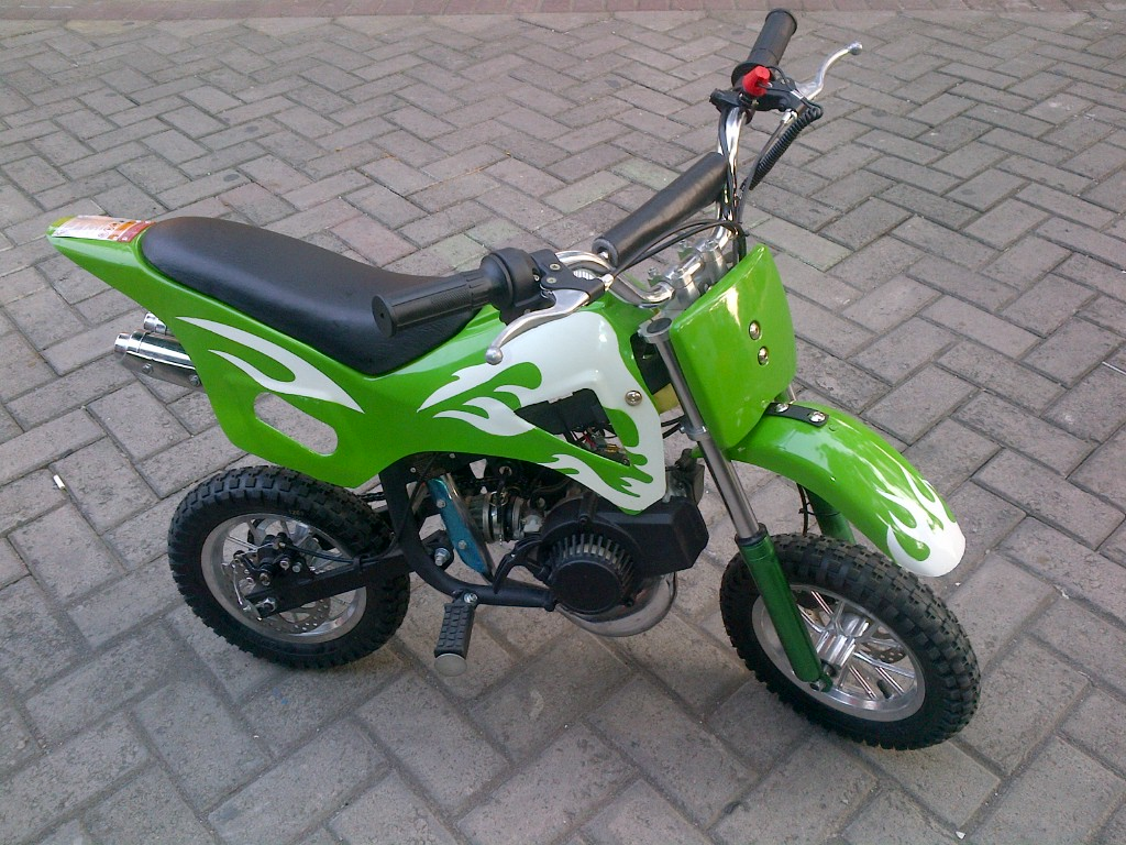 Toko Mainan Atmajaya Mini Motor Trail 49cc