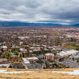 View of Missoula from the M. ©Mark Payton. www.markpaytonphotography.com