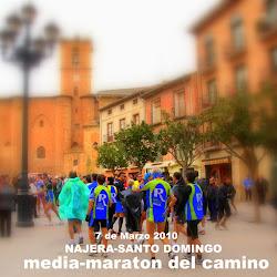 IV Media Maratón del Camino - Carrera - (Toño Aguado)