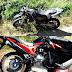BR – 135: Colisão frontal entre duas motocicletas deixa um morto e dois feridos