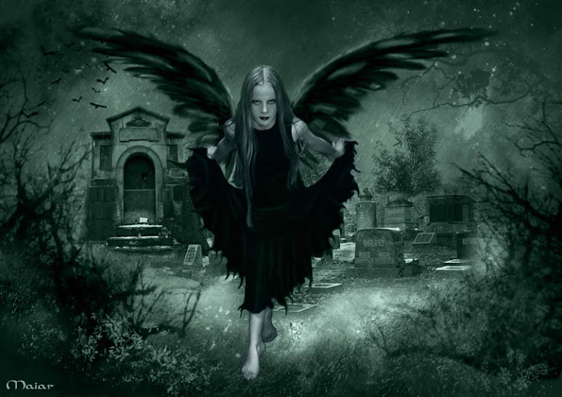 Dark Fairy Angel, Angels 2