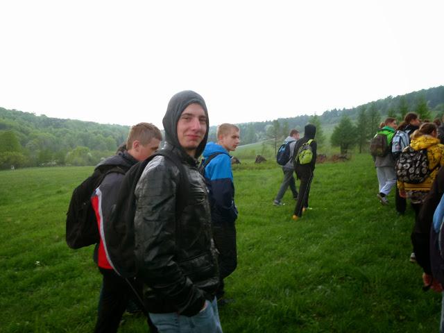 Zajęcia terenowe Źródliska Wisłoki - P1120617.JPG