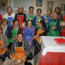 Curso de Cocina inmigrantes y viudas