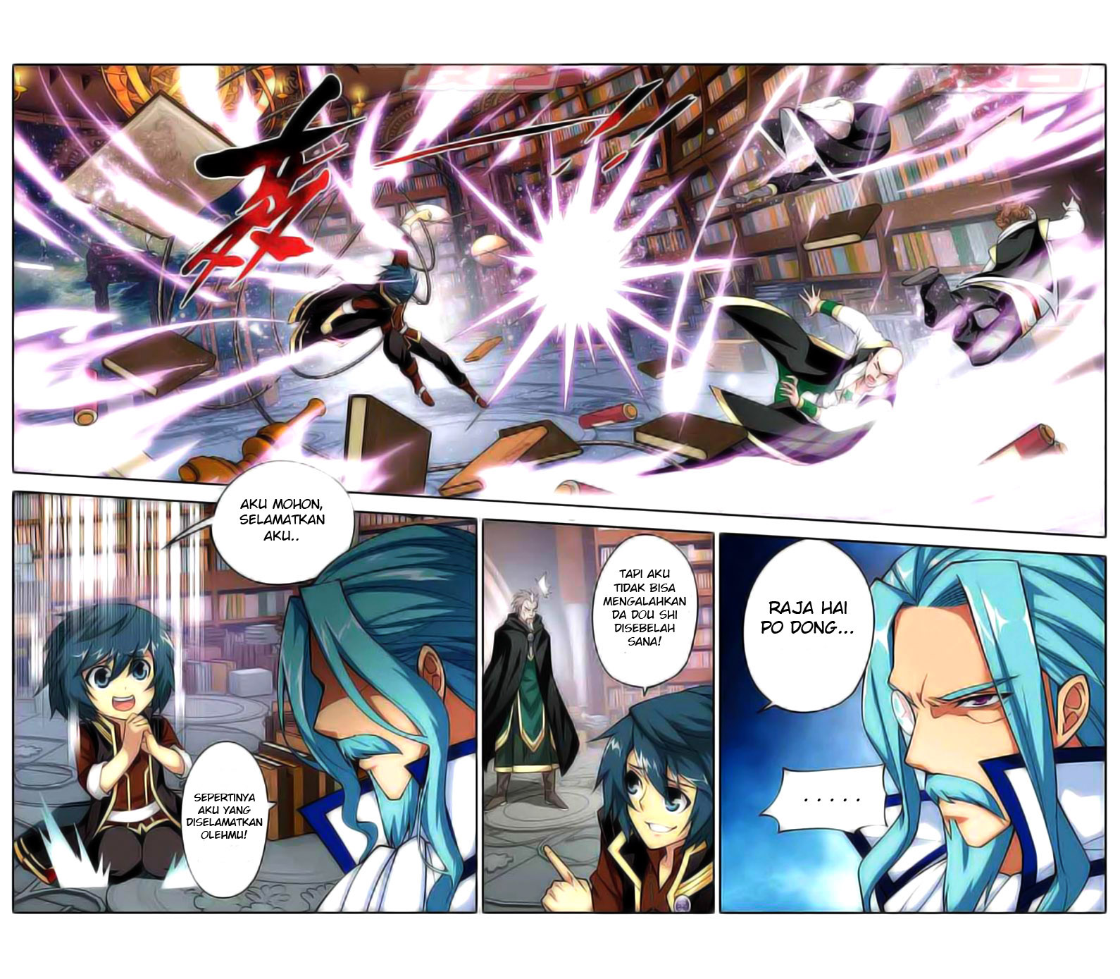 Dilarang COPAS - situs resmi www.mangacanblog.com - Komik battle through heaven 038 - chapter 38 39 Indonesia battle through heaven 038 - chapter 38 Terbaru 20|Baca Manga Komik Indonesia|Mangacan