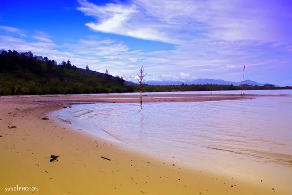 Modisi, Pantai Modisi, Modisi Beach, Nunuk, Pinolosian, Molibagu, Bolsel, Bolaang Mongondow Selatan