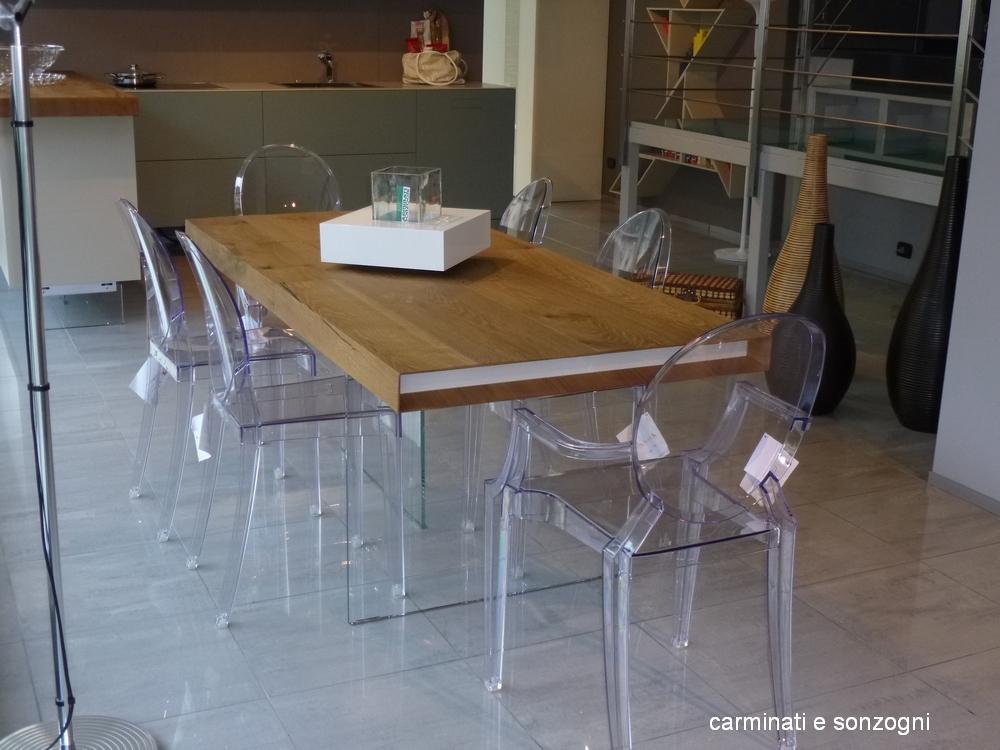 tavolo wildwood Lago - sedia Victoria Ghost Kartell - sedia Louis Ghost Kartell -2.jpg