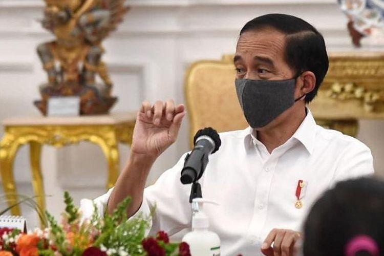 Jokowi: 'Kita Dipaksa untuk Melakukan Lockdown', PSBB Jawa-Bali Dimulai 11 hingga 25 Januari 2021
