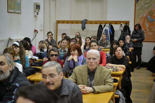 Seara cultural duhorvniceasca la FTOUB 315