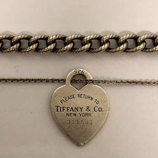 Tiffany & Co. Sterling Silver Necklace Set