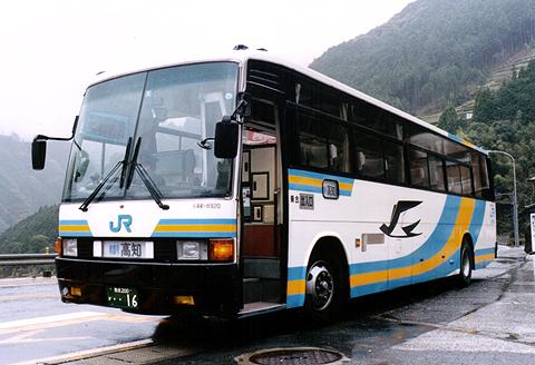 JR四国「なんごく号」・・16
