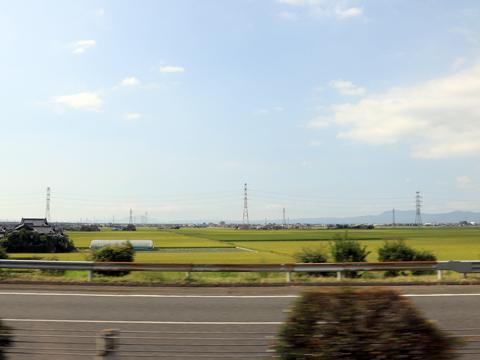 西鉄高速バス「桜島号」 9134 車窓 その3