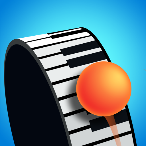 Piano Wheel Icon