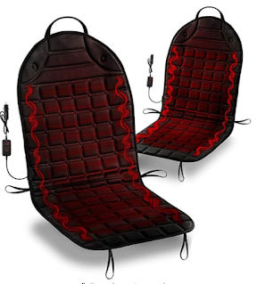 Heated car seats for travel