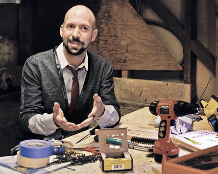 Neil Strauss Workshop, Neil Strauss