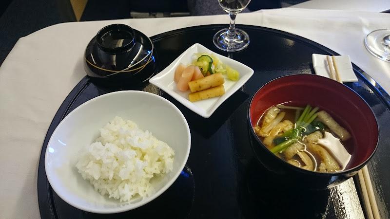 DSC 0944 - REVIEW - ANA : First Class - Tokyo Narita to London (B77W)