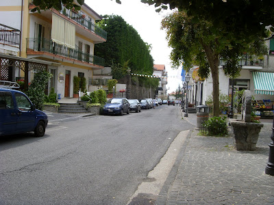 アジェロラの街並み