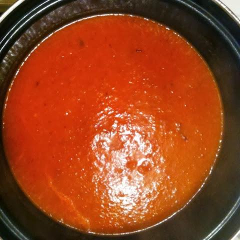 Soup purée