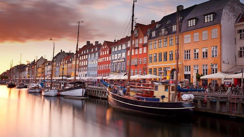 Halvat lennot Kööpenhaminaan