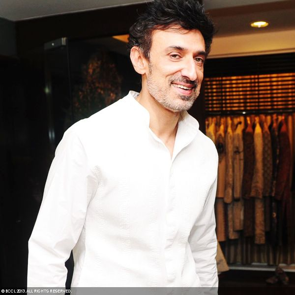 Rahul Dev Body Rahul dev at a party hosted by