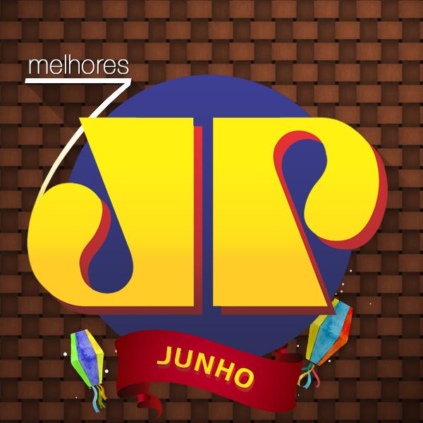 CD Hit Parade Jovem Pan - As 7 Melhores Junho 2016