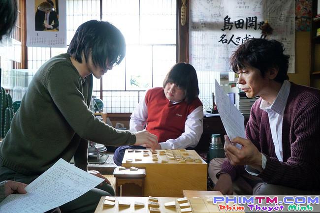 """""""Sư Tử Tháng Ba"""" là dự án Nhật được mong chờ nhất mùa xuân năm nay - Ảnh 3."""