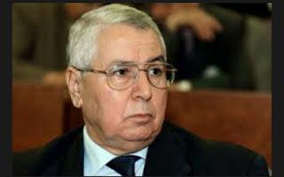 Abdelkader Bensalah reçoit l'ambassadeur marocain à Alger