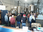 The Lagers also helped host the 1pm tour!